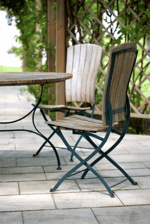 Cleaning Your Outdoor Furniture For Winter Storage Jax